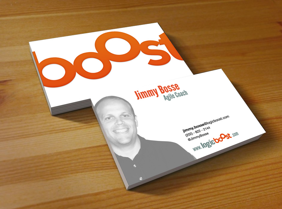 LogicBoostBusinessCards